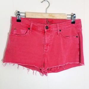 Hudson Cutoff Shorts